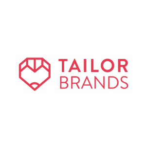 Tailor Brands Coupon Codes Logo