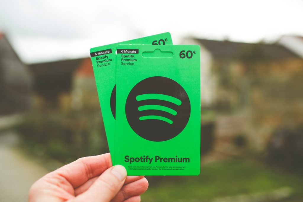 spotify special offer